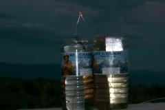 PLAND - Kit Carson pee battery powering LED light