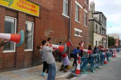 Urban Retreat - Lottie Child Street Training