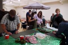 Urban Retreat - Clare Thornton, Survival Bag Making